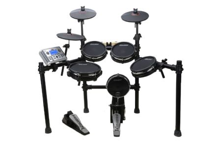 Carlsbro CSD400 Electronic Drumkit with Stool & Headphones